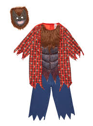 all boy u0027s clothing werewolf dress up costume tu clothing