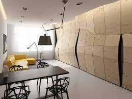 transforming apartment maximizes small space design milk
