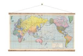 map world nz vintage world wall map canvas print for sale new zealand prints