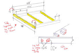 Woodworking Plans For Doll Bunk Beds by Build Your Own Wooden Bunk Beds Quick Woodworking Ideas