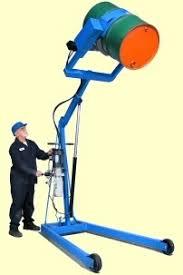 hydra lift karrier drum dumpers from essex drum handling