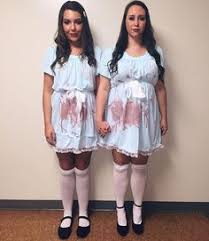 the grady twins from the shining cosplay costume from salt lake