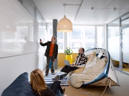 Google Headquarters Interior Google Hub Zurich Google Office Architecture Technology
