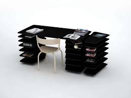 Black Desk And Chair Design Ideas Log Home Designs And Prices Homeinteriors7