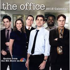 The Office Desk Calendar Office Desk Calendar A Quote A Day From The Office