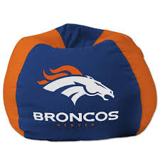denver broncos bean bag chair nflshop com