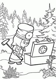 cartoons coloring pages kids free printable