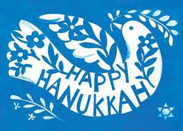 happy hanukkah in dove boxed hanukkah cards design design inc