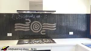 modern kitchen splashbacks geelong kitchen splashback wathaurong glass