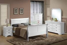 Distressed White Bedroom Furniture Distressed White Bedroom Furniture Brown Lacquered Wood End Table