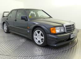 mercedes 190e amg for sale mercedes 190e w201 evolution ii premium 1990