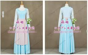 new movie cinderella custom daily dress princess cosplay costume