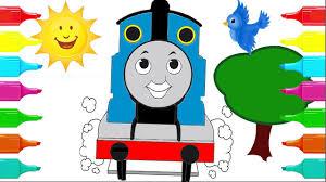 thomas friends coloring book thomas tank engine colour