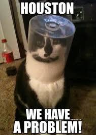 Meme Problem - houston we have a problem