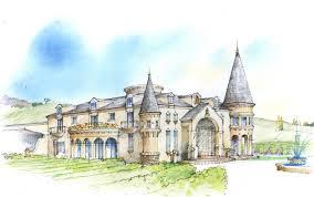 chateau design designs don nelson architecture