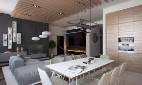a white apartment design with the soft shades interior design