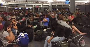 delta airlines baggage policy delta air lines power outage causes delays cancellations