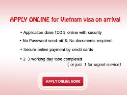 vietnam visa on arrival vietnam visa tourist visa visa