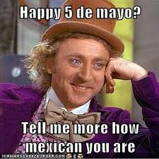 Memes 5 De Mayo - happy 5 de mayo tell me more how mexican you are memebase funny