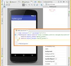 android layout android ui layouts tutorial