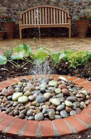 Backyard Water Fountain by Best 25 Fountain Design Ideas On Pinterest Garden Water