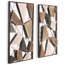 Mid Century Modern Metal Wall Art You ll Love