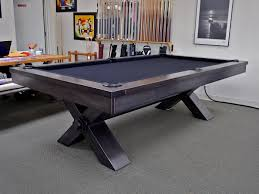 slate base pool table plank and hide vox pool table robbies billiards