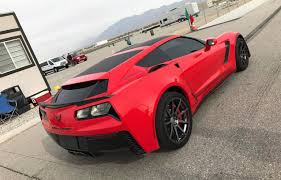 customize your corvette give your corvette a wagon look with callaway s aerowagen mod