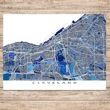 Map Cleveland Ohio by 100 Cleveland Map Judgmental Map Of Ohio Oc 2000x1838
