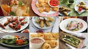 101 christmas starters recipes food network uk