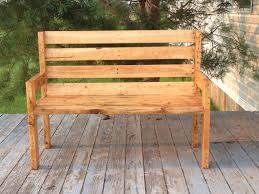 reclaimed wood garden benches ranch made woodwork