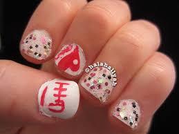 chinese new years like a boss pinterest nail art new years nail