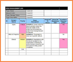 Excel Issue Tracking Template 13 Issue Tracking Spreadsheet Template Excel Costs Spreadsheet