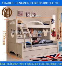 Wooden Kid Double Deck Bed Wooden Kid Double Deck Bed Suppliers - Kidspace bunk beds