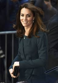 kate middleton looks uncannily like her mother carole after