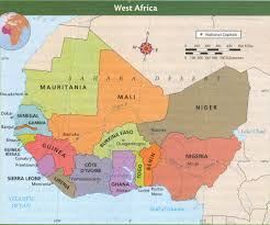 Gambia Africa Map by Wahrweb Launched To Provide Training Opportunities Research