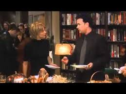 meg ryans hairstyle inthe movie youv got mail you ve got mail joe and kathleen meet again youtube