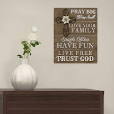 religious decorations for home religious spiritual art home decor kohl s