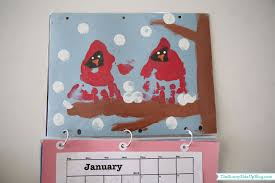 2015 planner handprint calendar the sunny side up blog