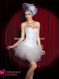burlesque wedding dresses 2015 newest mini wedding dress designer white