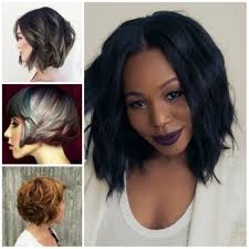 layered bob haircut african american hairstyles 2018 layered bob haircuts layered bob haircuts for