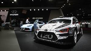 wrc subaru engine hyundai i20 wrc challenger revealed in paris
