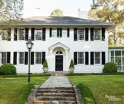 colonial home design exterior paint ideas for colonial homes valuable design home