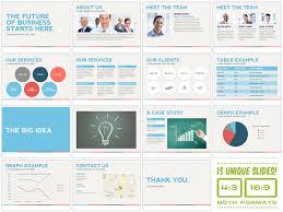 powerpoint deck template modern business plan powerpoint template