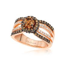 Chocolate Diamond Wedding Rings by Chocolate Diamonds In Engagement Rings