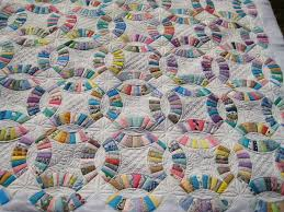 Wedding Ring Quilt by 294 Best Wedding Ring Quilts Images On Pinterest Wedding Ring