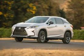 lexus rx 350 mileage 2017 lexus rx 350 f sport suv review ratings edmunds