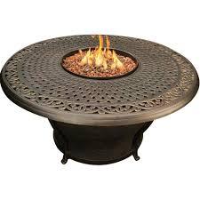 Outdoor Propane Fire Pit Firegear Key West Outdoor Propane Gas Fire Pit Coffee Table