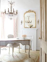 french style office french country cottage