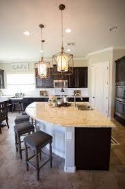 large kitchen island interior design
